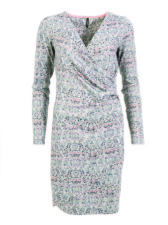 Smash AVELINA Dámské šaty šedá  (A1982588)