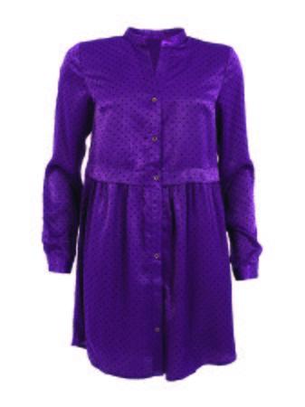 Smash RUMBA Dámské šaty fialová