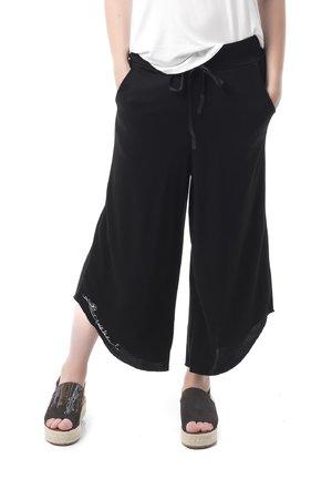 Mamatayoe Absalom Dámské kalhoty černá