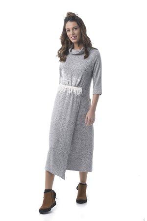 Mamatayoe Almendra Dámské šaty šedá