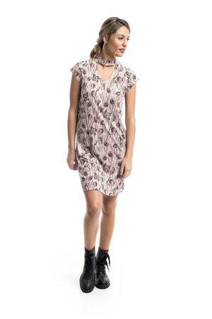 Mamatayoe Artemisa Dámské šaty růžové