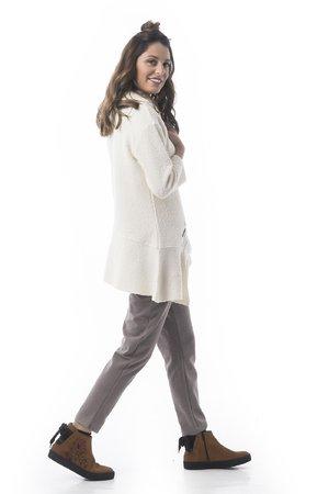 Mamatayoe Azucar Dámský svetr bílá