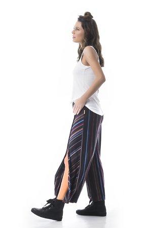 Mamatayoe Bayonne Dámské kalhoty tmavě modrá
