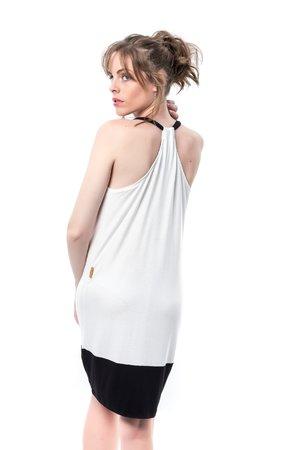 Mamatayoe Begonia Dámské šaty biela