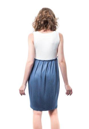Mamatayoe Bergantín Dámské šaty modrá