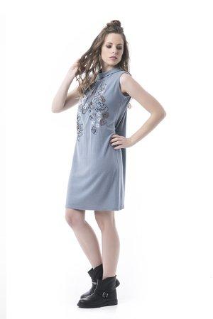 Mamatayoe Caracas Dámské šaty modrá