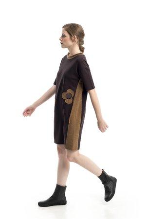 Mamatayoe Cedro Dámské šaty hnedá