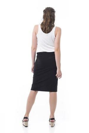 Mamatayoe Cornwall Dámská sukně černá