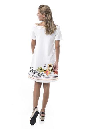 Mamatayoe Covo Dámské šaty mix barev barev