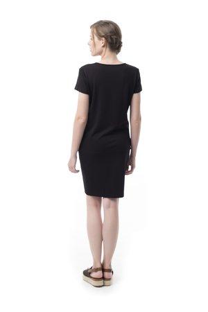Mamatayoe Daisy Miller Dámské šaty černá