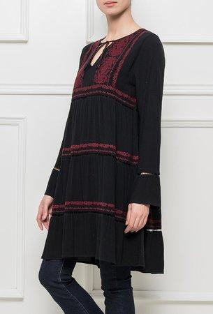 Ryujee DOROTHE šaty černá