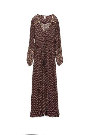 Nekane ELBRUS Dámské šaty růžováwood263 růžová