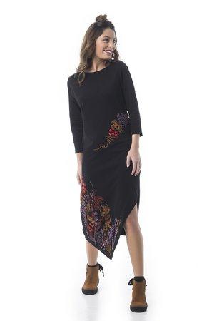 Mamatayoe Especias Dámské šaty černá