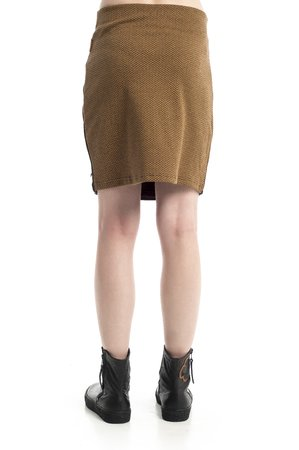 Mamatayoe Espino Dámská sukně hnědá