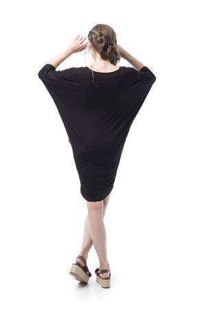 Mamatayoe La Regenta Dámské šaty černá
