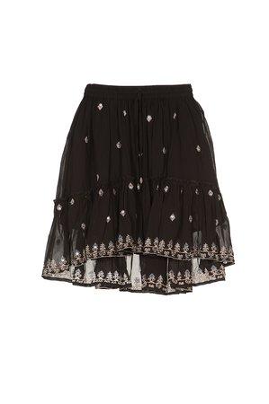 Nekane LANIN Dámská sukně onix251 černá