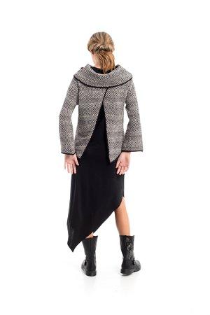 Mamatayoe Le Vicomte Dámský svetr šedý