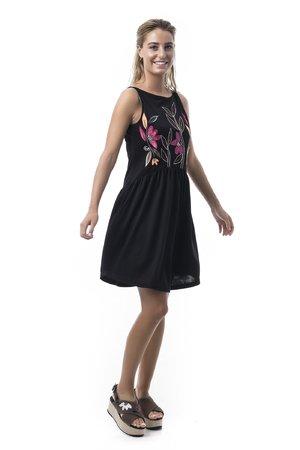 Mamatayoe Liendo Dámské šaty černá