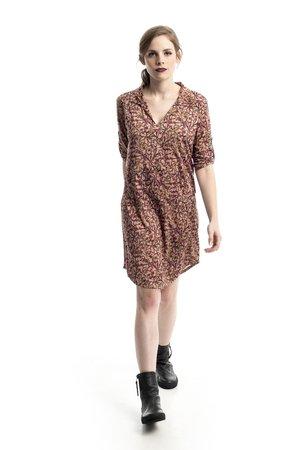 Mamatayoe Liquen Dámské šaty béžová