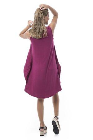 Mamatayoe Llastres Dámské šaty růžová