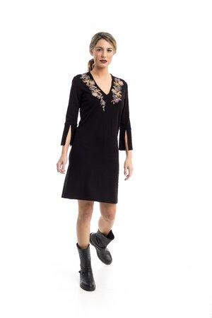 Mamatayoe Merville Dámské šaty čierna