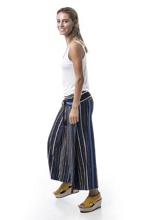 Mamatayoe Monemvasia Dámské kalhoty mix barev barev