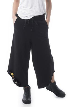 Mamatayoe Muffin Dámské kalhoty černá