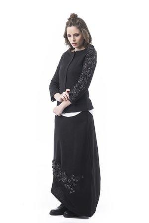 Mamatayoe Nougat Dámská bunda černá