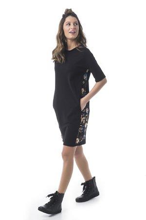 Mamatayoe Obidos Dámské šaty černá