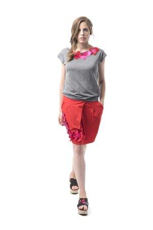 Mamatayoe Pepita Jimenez Dámské tričko šedá