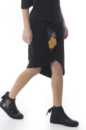 Mamatayoe Petisus Dámská sukně černá