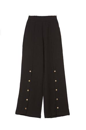 Nekane PIRITA Dámské kalhoty onix251 černá