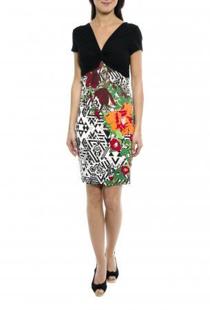 Smash VEGA šaty černá (022)