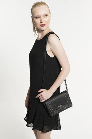 Smash APTENIA kabelka černá jedna velikost
