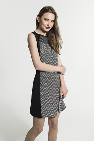 Smash POLIANA Dámské šaty čierna