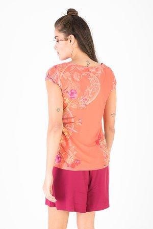 Smash TRINITY Dámské tričko oranžová