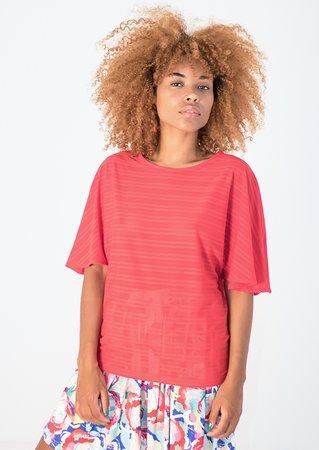 Smash AUDREY Dámské tričko červená