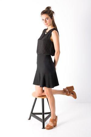 Smash WHITNEY Dámská sukně černá