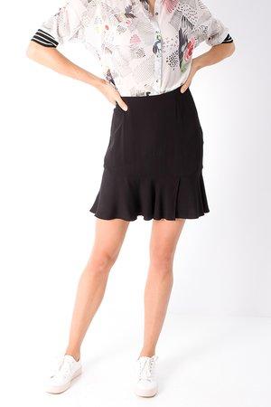 Smash BRISTOL Dámská sukne čierna