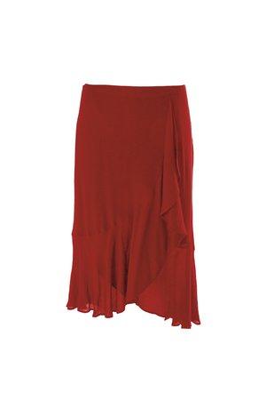 Smash BRISTOL Dámská sukne červená