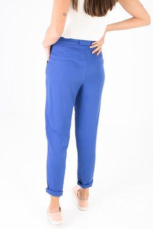 Smash DAYANA Dámské nohavice 41 modrá