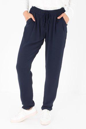 Smash COLETTE Dámské kalhoty tmavě modrá