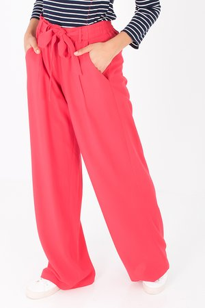 Smash IMANI Dámské kalhoty červená