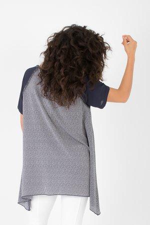 Smash NERIAH Dámské tričko tmavě modrá