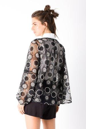 Smash MARLEE Dámský sveter čierna