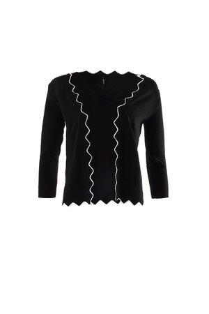 Smash KAYDEN Dámský sveter čierna