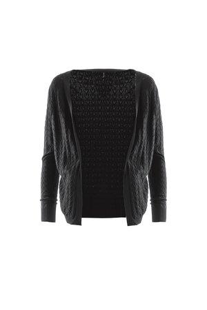 Smash KAYLA Dámský sveter čierna