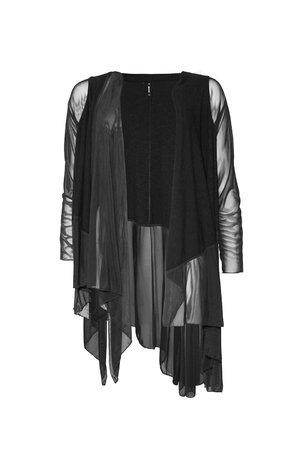 Smash ESMERALDA Dámský sveter čierna