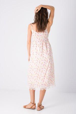 Smash ALICE Dámské šaty ružová