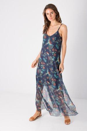 Smash LINARIA Dámské šaty tmavě modrá